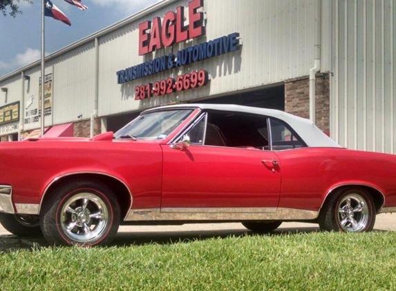 Eagle Transmisson - Friendswood, TX