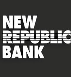 New Republic Bank. - Rocky Mount, NC