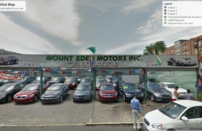Mt Eden Motors INC - Bronx, NY