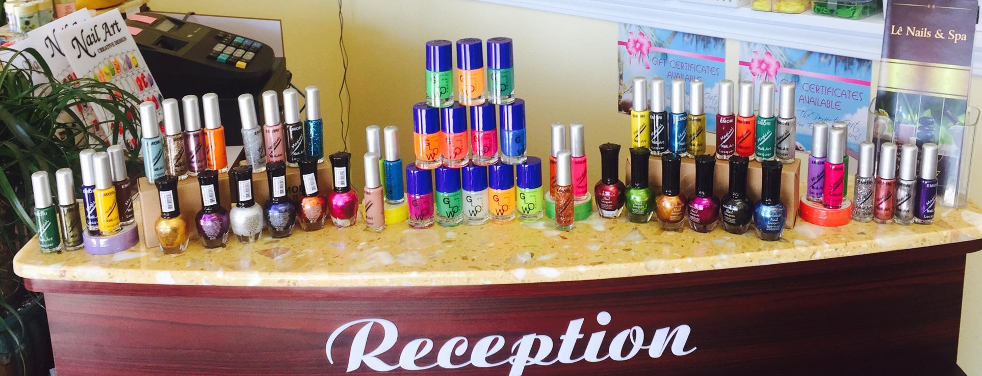 Le Nails & Spa 2128 W 9th Ave, Oshkosh, WI 54904 - YP.com