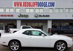 Red Bluff Dodge Chrysler Jeep Ram - Red Bluff, CA