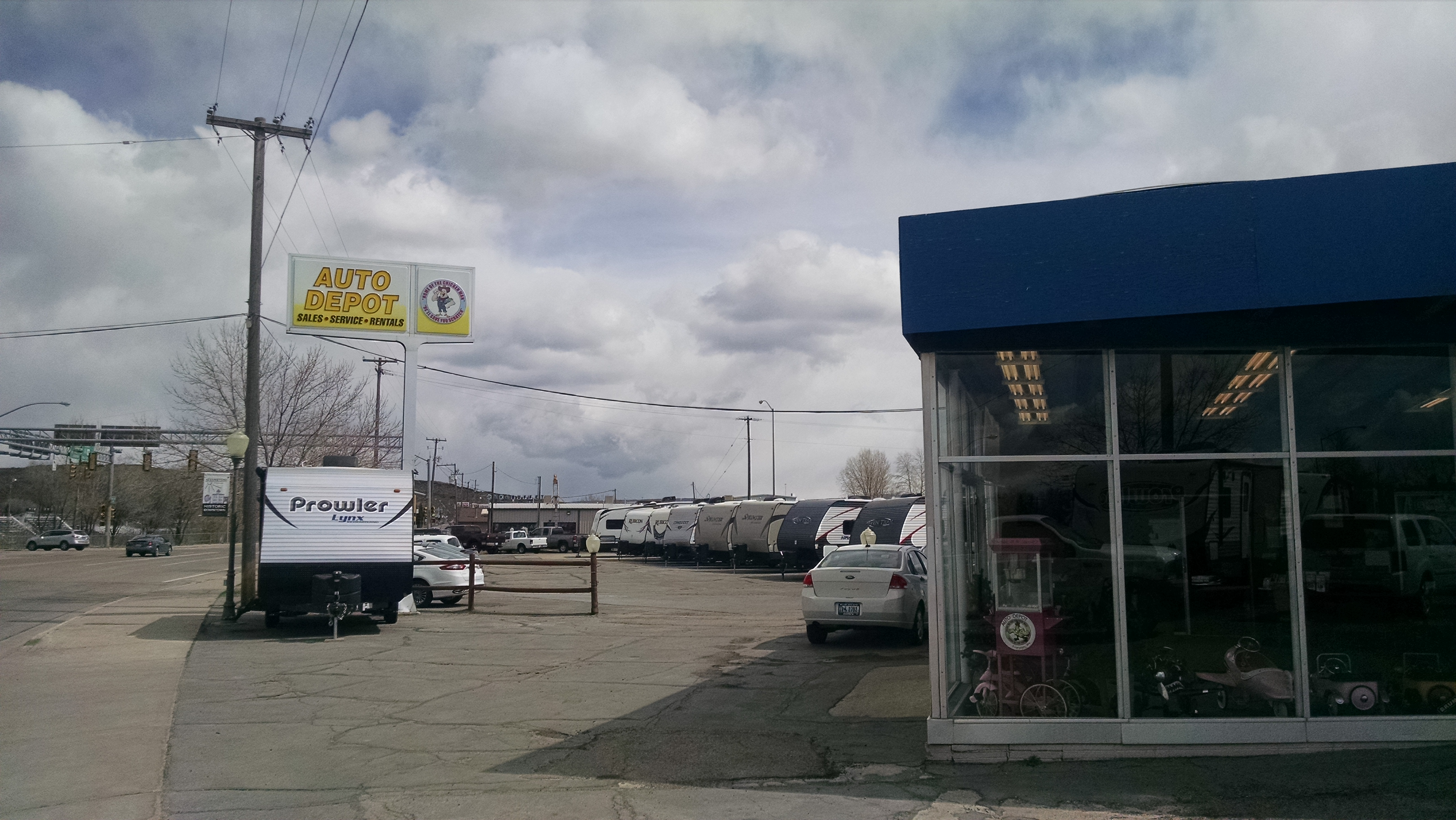 Welling Auto Depot Amp Rv 101 Bear River Dr Evanston Wy