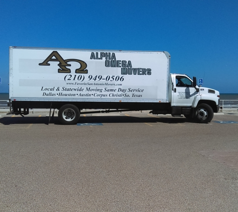 Alpha Omega Movers - San Antonio, TX