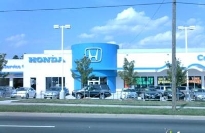 Honda Scott Clark   Charlotte, NC