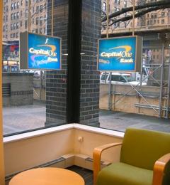 Capital One Bank - New York, NY