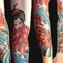 Custom Tattoo