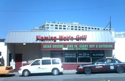 Flaming Wok & Grill - Chicago, IL