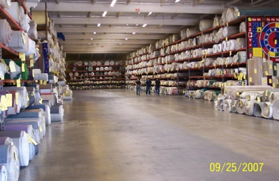 Carpet Warehouse 6111 East Randolph St Los Angeles Ca