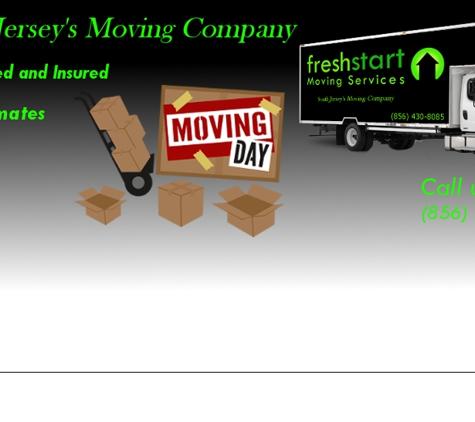 Fresh Start Moving Services - Clementon, NJ