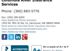 Columbia River Insurance Service - Vancouver, WA
