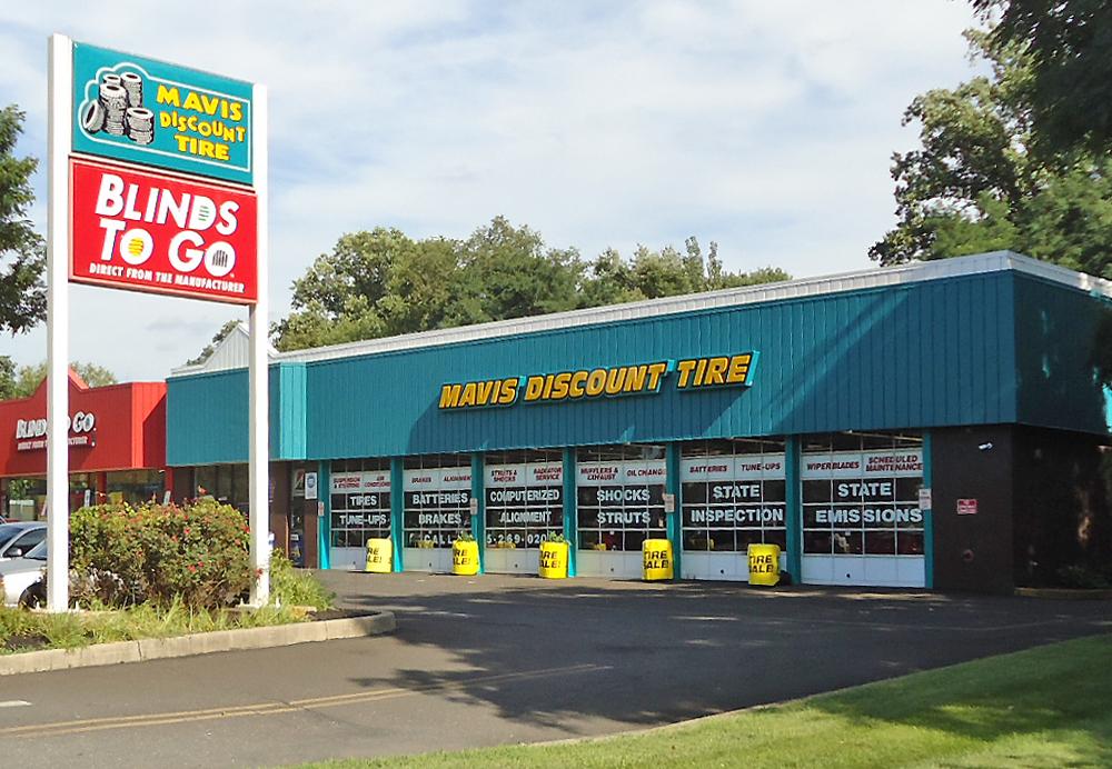 Discount Tire Oil Change >> Mavis Discount Tire 2751 E Lincoln Hwy Langhorne Pa 19047