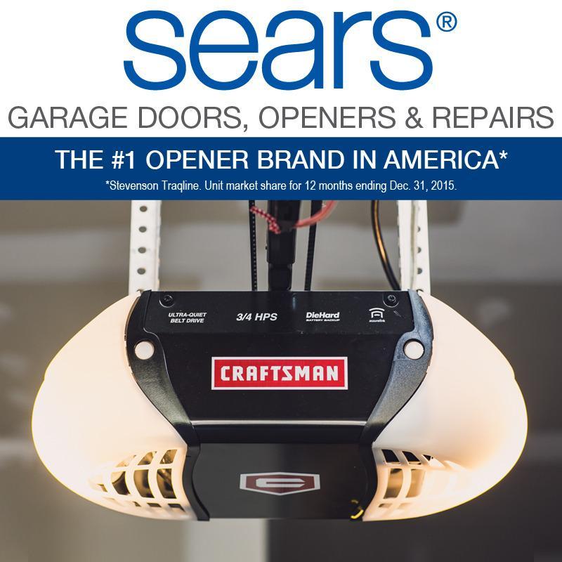 Sears Garage Door Installation And Repair 2122 Sw Borland Rd West