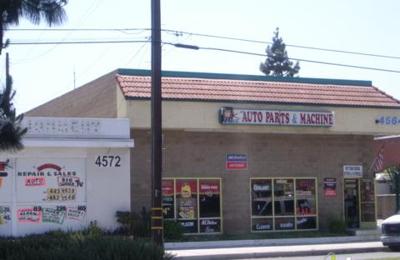 Star Auto Parts >> Five Star Auto Parts And Parts Inc 4564 Peck Rd Ste 1 El