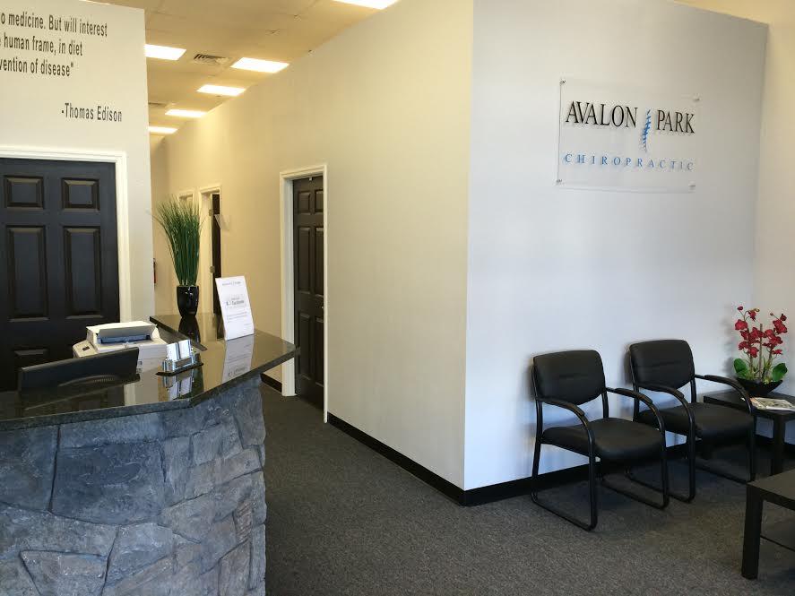 Avalon Park Chiropractic 425 South Boulevard Ste 1000 Orlando FL 32828