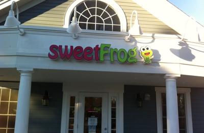 sweet frog premium frozen yogurt guilford ct