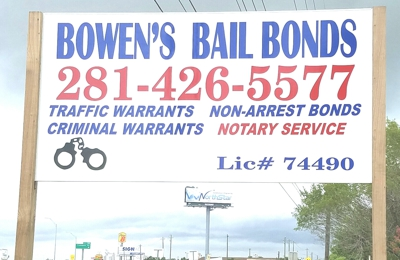 Bowen's Bail Bonds - Baytown, TX