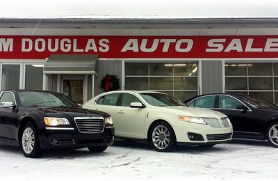 Jim Douglas Auto Sales - Pontiac, MI