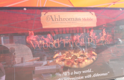 Ahhromas Mobile Wood Fired Pizza - Albuquerque, NM