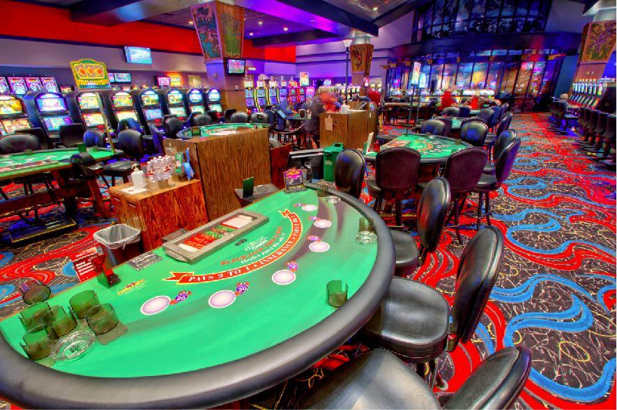 Nisqually Red Wind Casino 12819 Yelm Hwy Se Olympia Wa