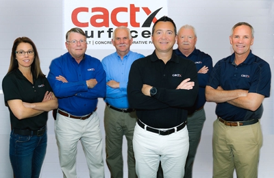 CACTX Surfaces - Winston Salem, NC
