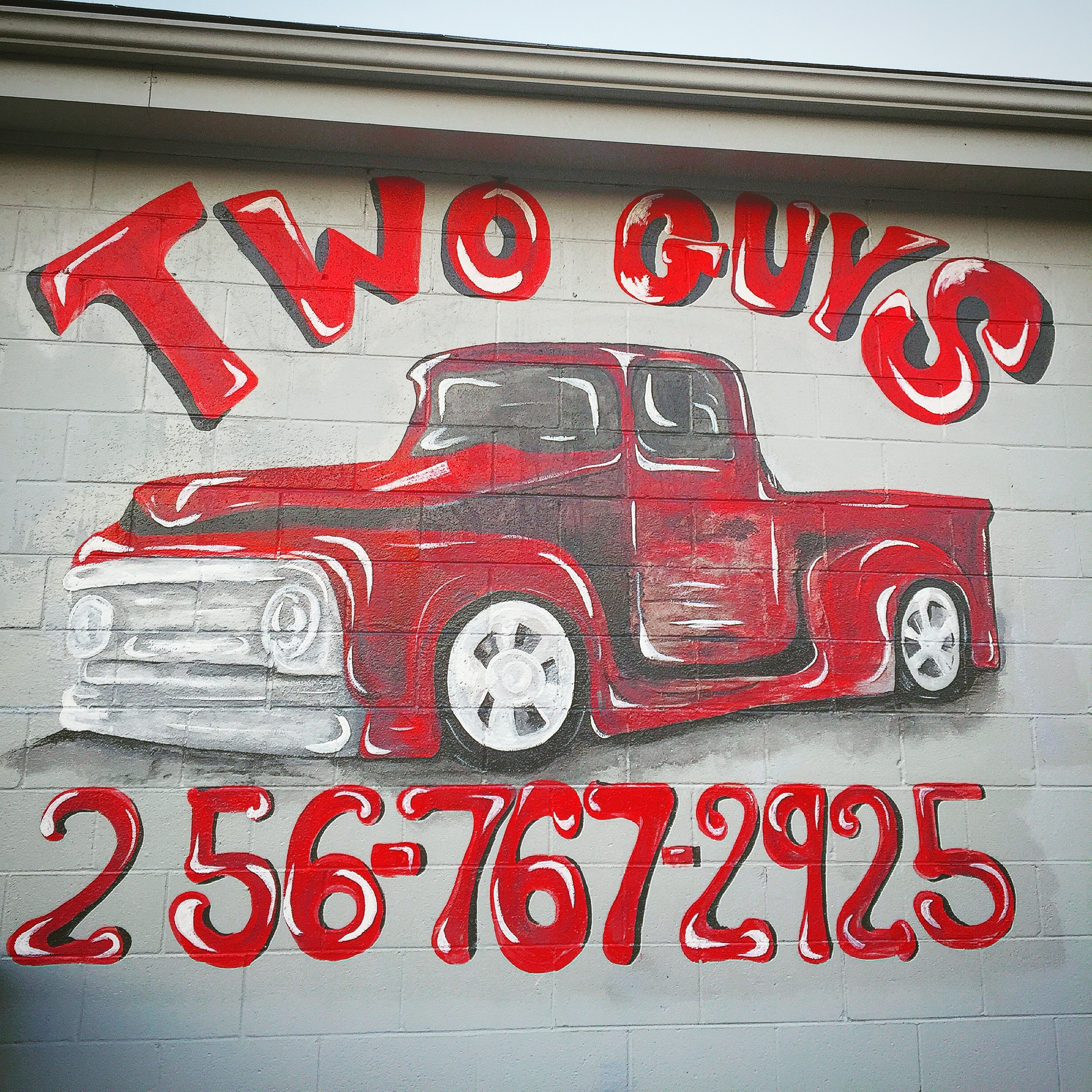 Two Guys Auto Body Supplies 4780 Highway 157 Florence Al