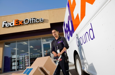 FedEx Office Print & Ship Center - Fairbanks, AK