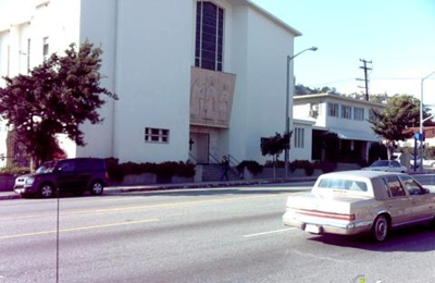 St Ambrose Catholic Church - West Hollywood, CA