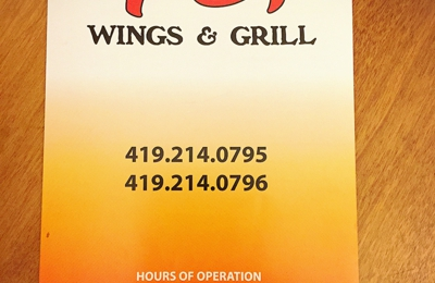 Wings & Grill - Toledo, OH