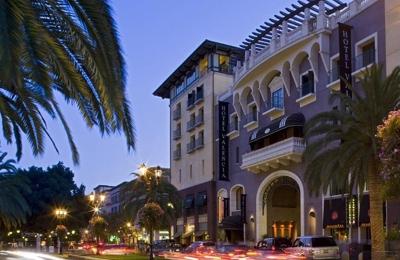 Hotel Valencia Santana Row - San Jose, CA