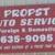Propst Auto Service Inc - CLOSED