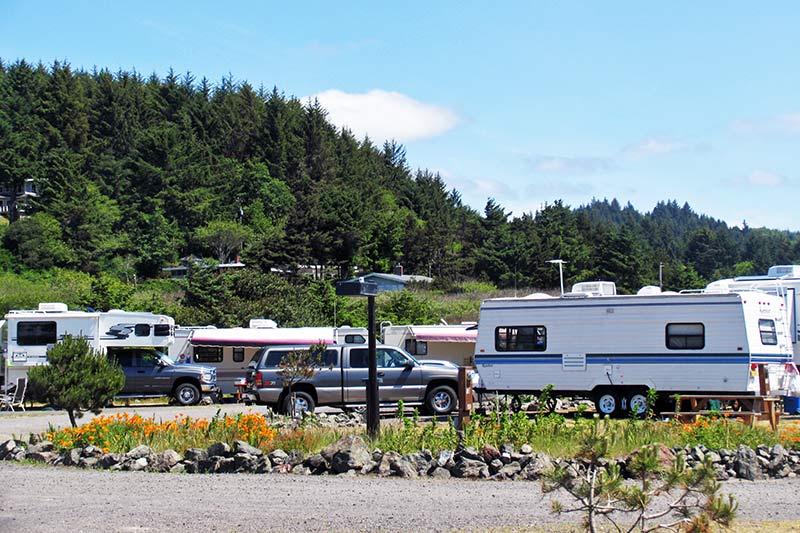 Oceanside Rv Resort Amp Campground 90281 Cape Arago Hwy