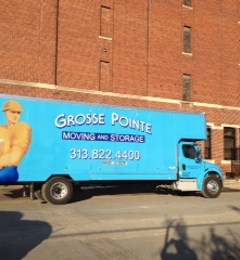 Grosse Pointe Moving & Storage Inc - Detroit, MI. We are your  best move!