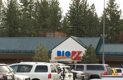 Kmart - South Lake Tahoe, CA. Big KMART