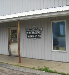 LaFontaine Generator Exchange Inc - La Fontaine, IN