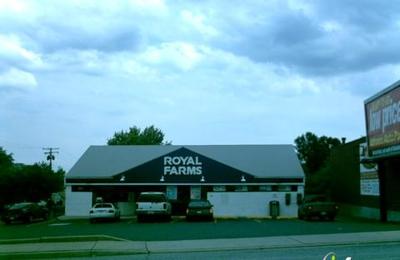 Royal Farms 8207 Harford Rd Parkville Md 21234 Yp Com