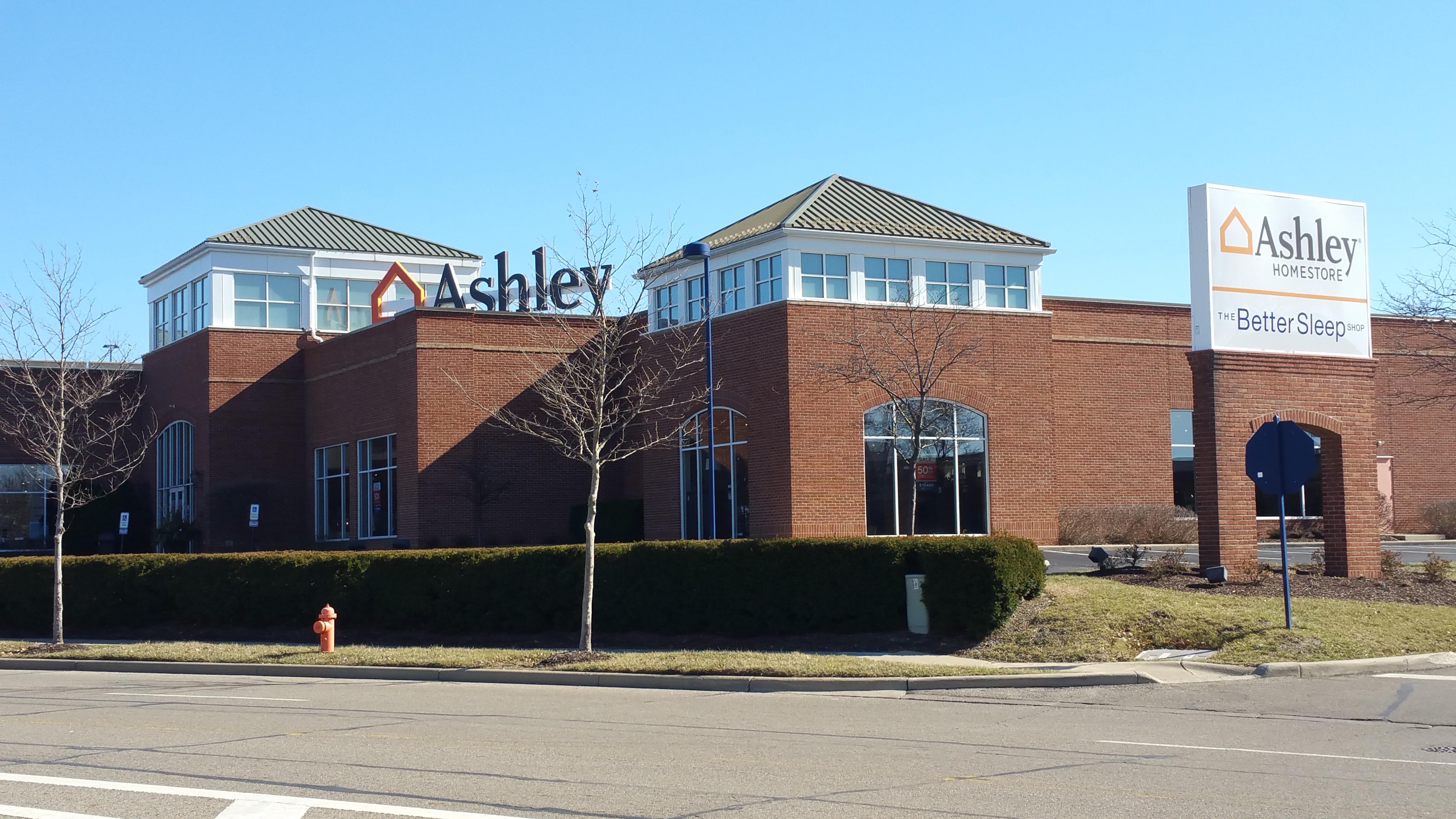 Ashley Homestore 3883 Gramercy St Columbus Oh 43219