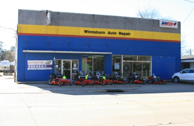 Winnsboro Auto Repair - Winnsboro, LA