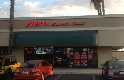 Events Sports Grill - Riverside, CA