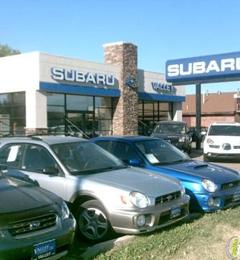 Valley Nissan Subaru Parts 1005 Ken Pratt Blvd, Longmont, CO 80501