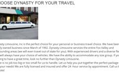 Dynasty Limousine Service Inc