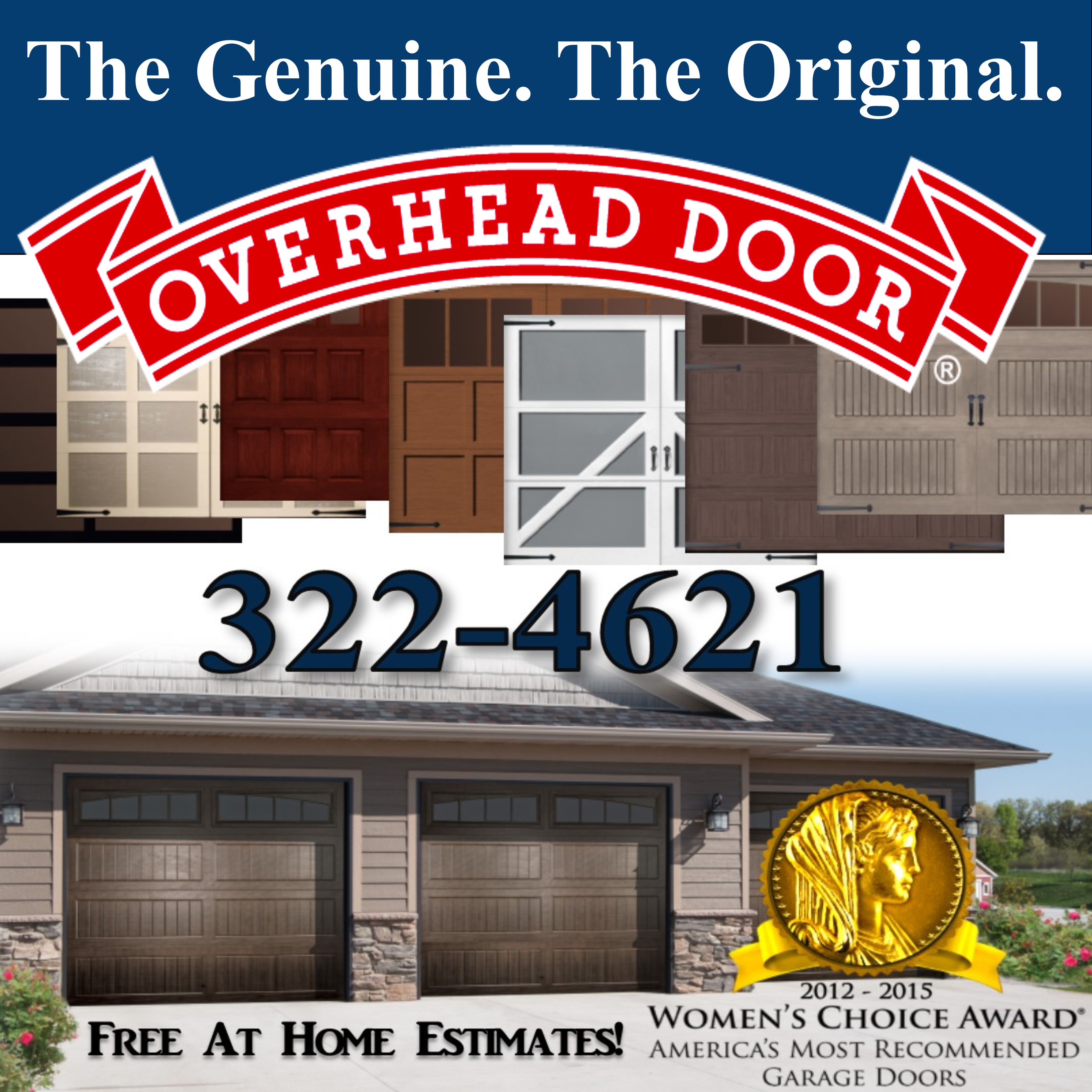 Overhead Door Co. Of Sierra Nevada-Reno Inc. 1290 Holcomb
