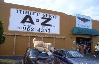 A-Z Thrift Shop - Hollywood, FL