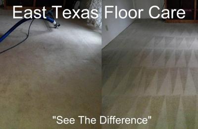 East Texas Floor Care Longview Tx