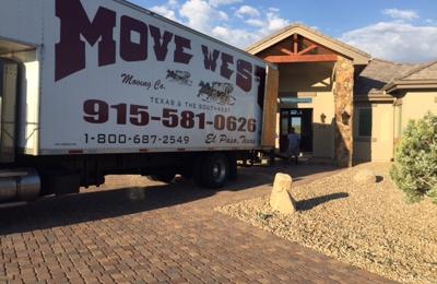 Move West Moving Company - El Paso, TX