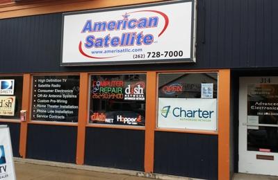 American Satellite - Delavan, WI
