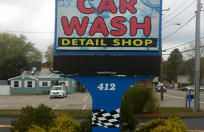 LJ's Car Wash and Detail Center - Norton, MA