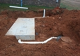 Affordable Septic Service LLC - Statham, GA. New Septic Tank Installation