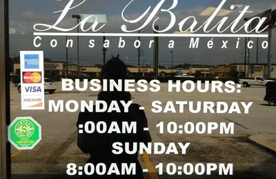 Tacos La Balita - Houston, TX