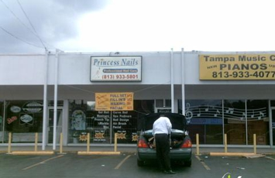 Princess Nails - Tampa, FL