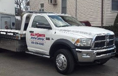All Points Auto & Towing Inc - Hackensack, NJ
